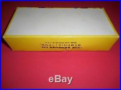 1966 Marvel Super Heroes Card Display Box Donruss Spiderman Hulk Ironman