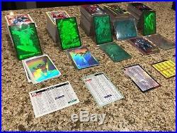 1990 1991 1992 1993 1994 Marvel Universe Complete Master Card Sets