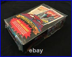1990 Impel Marvel Universe Series 1 Factory Sealed Trading Card Box 36 Packs #2