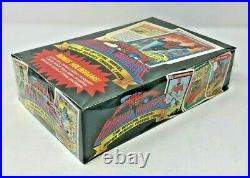 1990 Impel Marvel Universe Series 1 Trading Cards Factory Sealed Box