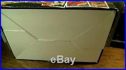 1990 MARVEL UNIVERSE Series I box of trading cards 36 packs FACTOR SEALED virgin