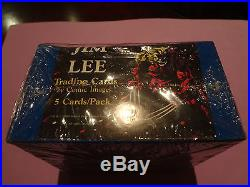 1990 Marvel Jim Lee Series One 1 First Ever Factory Sealed Box Super Rare