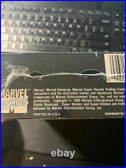 1990 Marvel Universe Series 1 Trading Cards SEALED BOX New