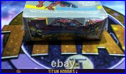1991 Impel Marvel Universe Series 2 Trading Cards SEALED BOX -36 PACKS UPS SHIP