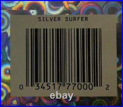 1992 Comic Images The Silver Surfer Prism Trading Cards SEALED BOX 36 Packs