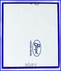 1992 Impel Marvel Uncanny X-Men Factory Sealed Trading Card Box Jim Lee AUTO'S