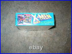 1992 Marvel Impel Uncanny X-men Trading Card Box-36 Packs Jim Lee-factory Sealed