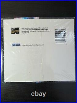 1992 Marvel Masterpieces Collector Trading Cards SEALED BOX 36 Packs! Joe Jusko