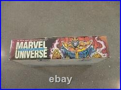 1992 Marvel Universe Series 3 III Trading Cards Factory Sealed Box 36 Packs Vtg