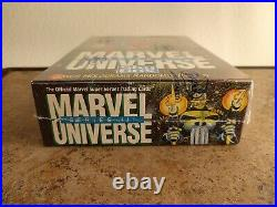1992 Marvel Universe Series 3 III Trading Cards, Factory Sealed Box, 36 packs