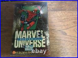 1992 Marvel Universe Series III 3 Impel Skybox Trading Cards Factory Sealed Box