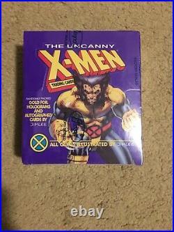 1992 Marvel X-Men Series 1 Trading Cards SEALED UNOPENED BOX 36 Packs! Impel