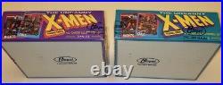 1992 UNCANNY X-MEN Trading Cards JIM LEE art unopened Sealed Boxes Deadpool