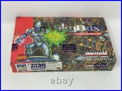 1993 Marvel Universe Series 4 IV Factory Sealed Trading Cards Box 36 Packs