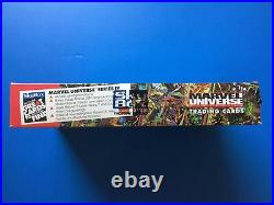 1993 Skybox Marvel Universe Series 4 Trading Cards Box 36 Packs Factory Sealed