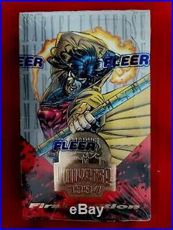 1994 FLEER Marvel UNIVERSE 1st EDITION RARE BOX! Factory Sealed