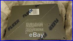 1994 Flair Marvel Universe Inaugural Edition Factory Sealed 24ct. Box