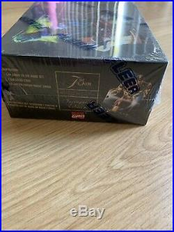 1994 Flair Marvel Universe Inaugural Edition Sealed Box Trading Cards Fleer
