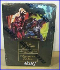 1994 Flair Marvel Universe Trading Cards Unopened Box Sealed AJ041
