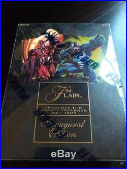1994 Fleer Flair Marvel Inaugural Edition Trading Cards Box Factory Sealed