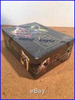1994 Fleer Flair Marvel Inaugural Edition Trading Cards Unopened Sealed Box