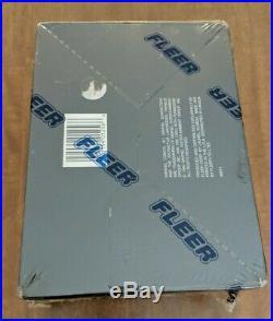 1994 Fleer Flair Marvel Universe Inaugural Edition Wax Box Sealed