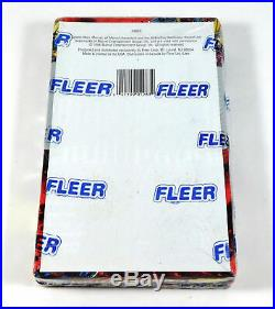 1994 Fleer Marvel Universe Trading Card Box 1st Edition Sealed (36 Packs)