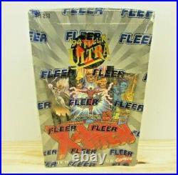 1994 Fleer Ultra Marvel X-Men Premier Edition Trading Cards Factory Sealed Box