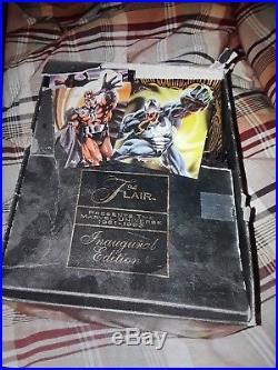 1994 Marvel Flair Complete SET (150 Cards) NICE