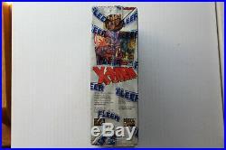 1994 Marvel Fleer Ultra X-Men Premiere Sealed Gravity Retail Jumbo Card Box RARE
