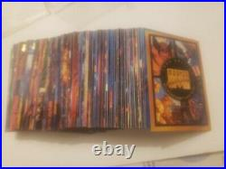 1994 Marvel Masterpieces Trading Cards COMPLETE GOLD SIGNATURE SET