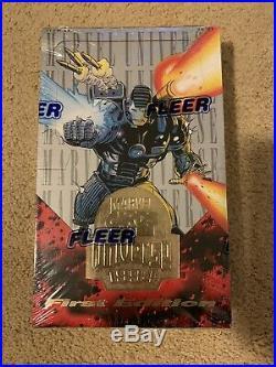 1994 Marvel Universe Series 5 Trading Cards SEALED UNOPENED BOX, 36 Packs Fleer