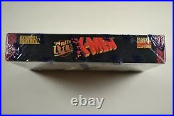 1994 X-men Trading Cards Sealed Box Why Wait
