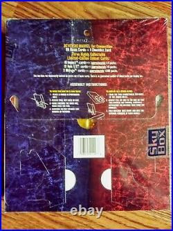 1995 DC Comics Versus Vs Marvel Trading Cards SEALED BOX Superman vs Hulk