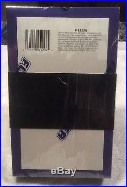1995 Fleer Marvel Masterpieces Sealed Box 36 Packs Free Shipping
