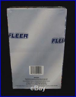 1995 Fleer Marvel Metal Inaugural Edition Factory Sealed Box 36-Packs Flashers