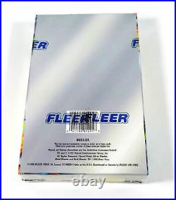 1995 Fleer Marvel Metal Trading Card Box Sealed (36 Packs)