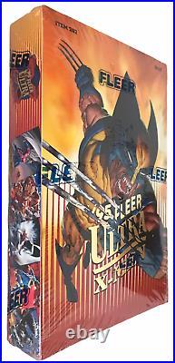 1995 Fleer Ultra Marvel X-Men Trading Cards SEALED UNOPENED BOX 36 Packs! NEW