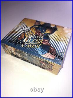 1995 Fleer Ultra X-Men Sealed Marvel Trading Card Box RARE Wal-Mart Exclusive