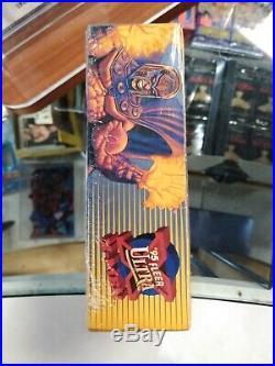 1995 Fleer Ultra X-Men Walmart Factory Sealed Box FREE SHIPPING xmen marvel card