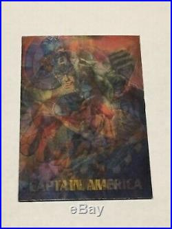 1995 Marvel Masterpieces Avengers MIRAGE Card Extremely Rare NM/M