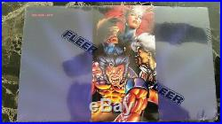 1995 Marvel Masterpieces Box Factory Sealed Rare Cards X-men Spider-man Stan Lee
