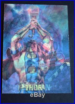 1995 Marvel Masterpieces MIRAGE set of 2