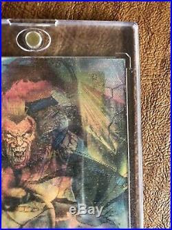 1995 Marvel Masterpieces Mirage 2 Of 2 X-men