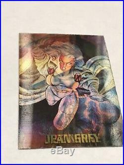 1995 Marvel Masterpieces Mirage Set L1 L2 X-men Avengers Rare