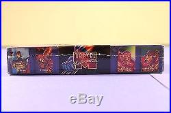 1995 Marvel Masterpieces Sealed Hobby Box