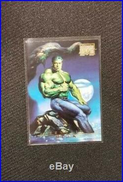 1996 MARVEL MASTERPIECES COMPLETE CARD SET Boris & Julie Bell NM-MT