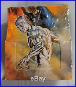 1996 MARVEL MASTERPIECES FLEER SKYBOX Trading Cards Factory Sealed Box