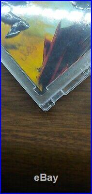 1996 Marvel Masterpieces Double Impact Psylocke and Punisher #2