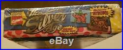 1998 Fleer Marvel The Silver Age Box Factory-Sealed 36 Packs Sketchagraph + Auto
